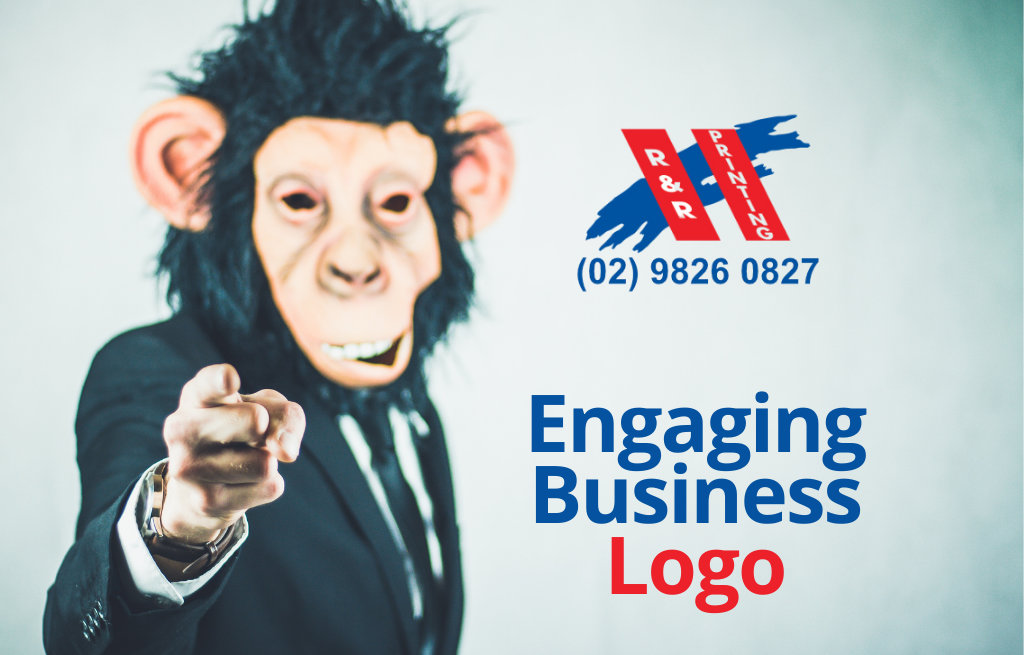 Engaging Business Logo