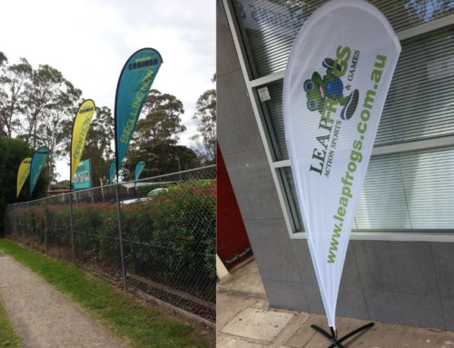 5 tips to find the best Teardrop Banners!